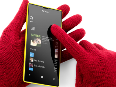 Nokia Lumia Performance Section