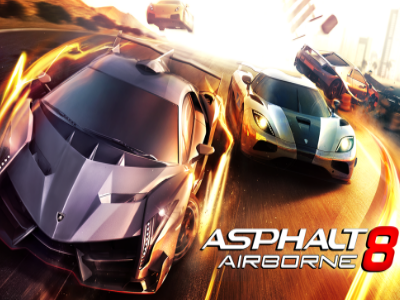 Android Game Asphalt Airborne 8