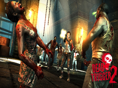 Best Free Android Game Dead Trigger 2