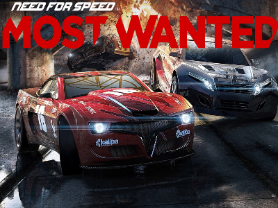 Best iOS Game Need For Speed  Most Wanted
