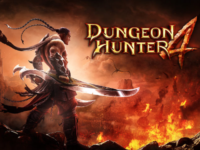 Free Android Game Dungeon Hunter 4
