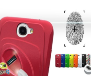 ProtectQ with FingerQ - Mobile Accessory