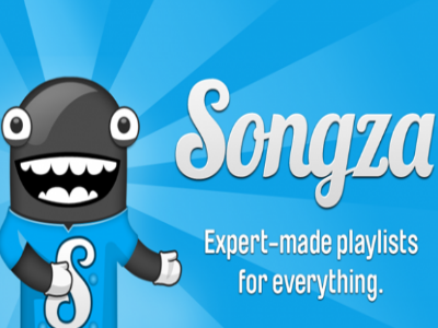 Songza - Blackberry App