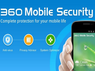 360 Mobile Security - Android Security Apps
