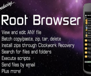 Root Browser - File Manager App