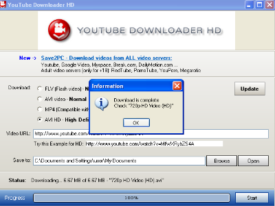 YouTube Downloader HD - download  YouTube videos