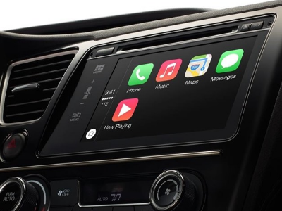 CarPlay to iPhone and iPad