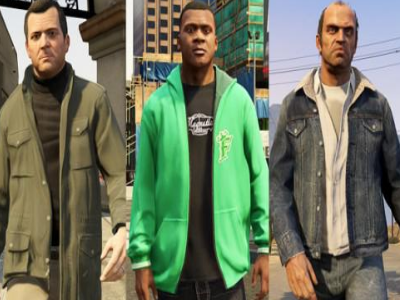 Grand Theft Auto V Multiple Protagonists